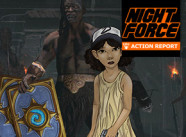 Night Force Action Report #117