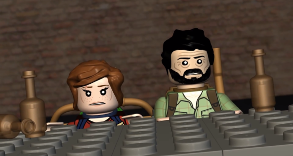 TLOU Lego