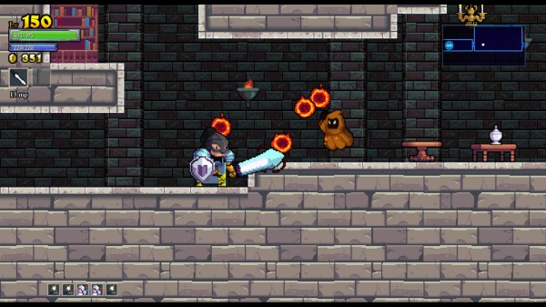 Aaron's Best of 2013: Rogue Legacy