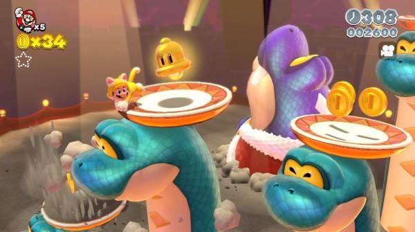 Aaron's Best of 2013: Super Mario 3D World