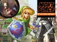 Night Force Action Report #120