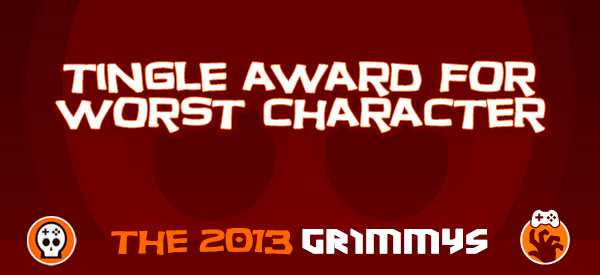TIngle Award for Worst Character - The 2013 Grimmys