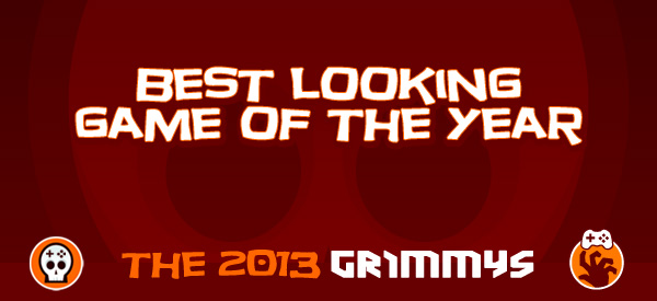 Best Looking Game of the Year - The 2013 Grimmys