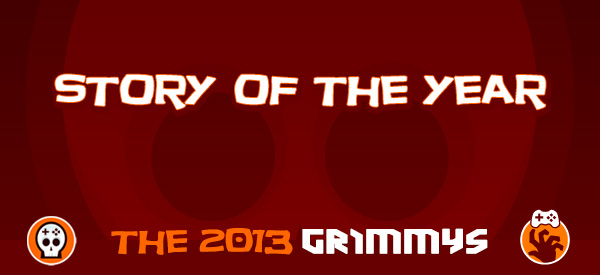 Story of the Year - The 2013 Grimmys