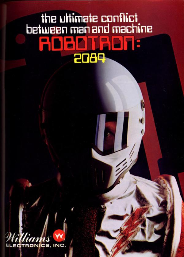Robotron Flyer