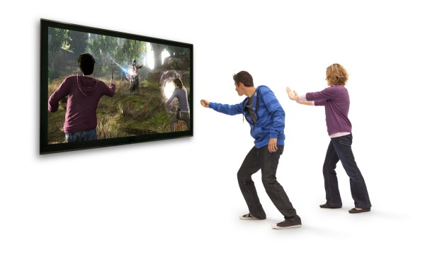 Kinect Deadly Hollows