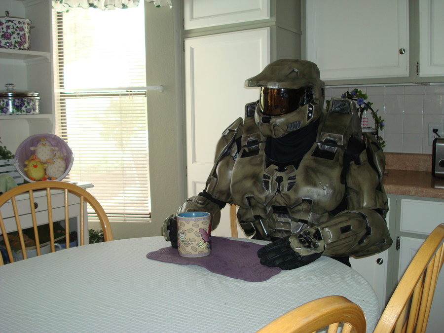 Master Chief Coffee