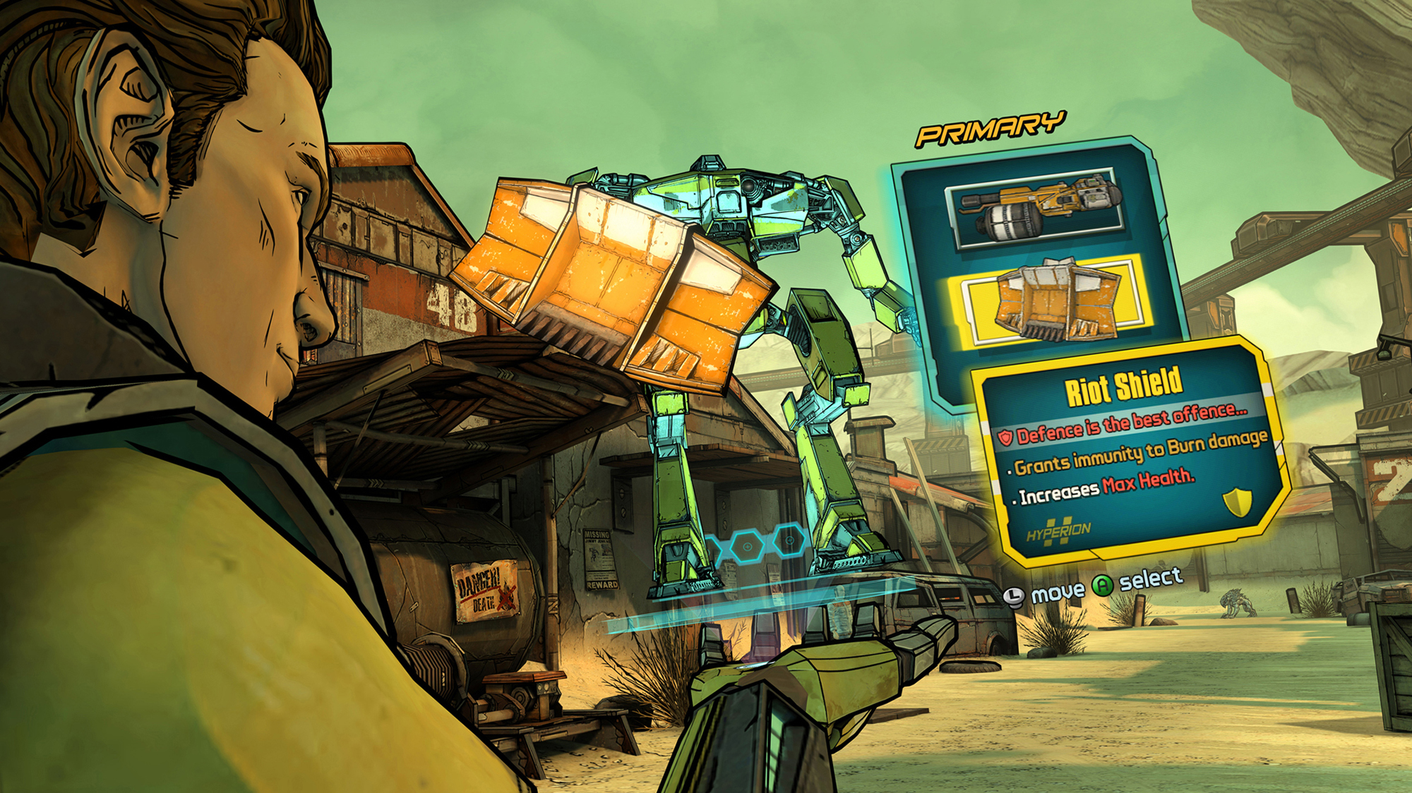 Tales from the Borderlands Bot