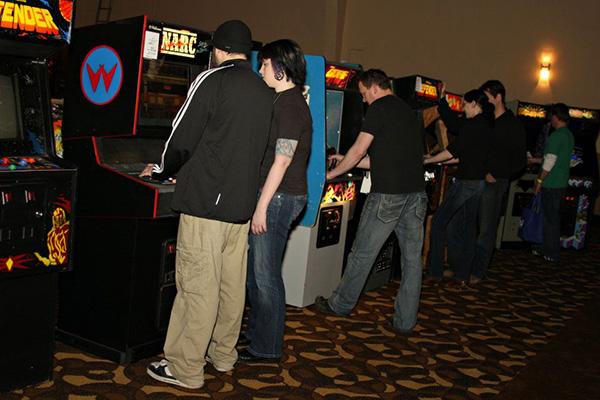 Louisville Arcade Expo