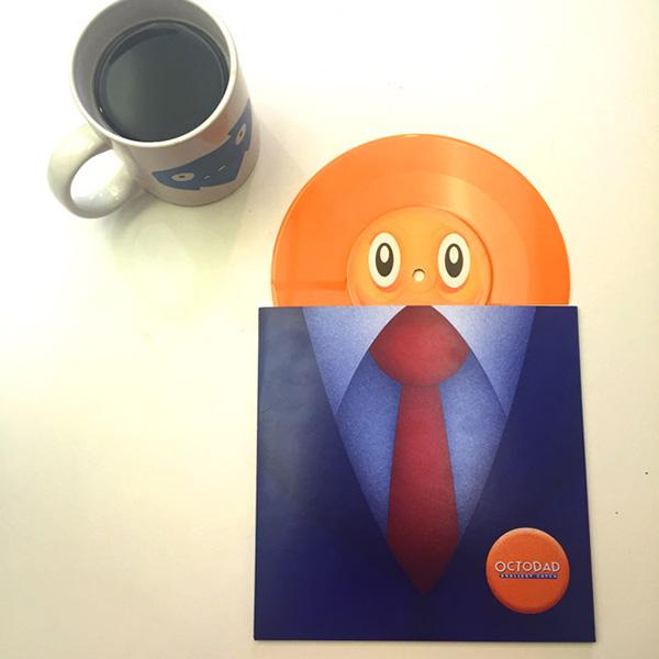 Octodad Vinyl