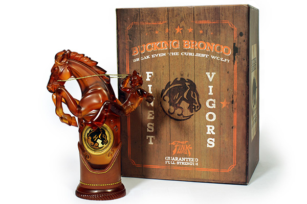 Bucking Bronco Vigor