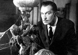 Adding Vincent Price automatically makes any movie 1,000% scarier.