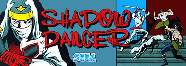 Shadow Dancer Marquee