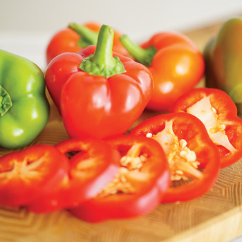 Chili Pie Hybrid Pepper