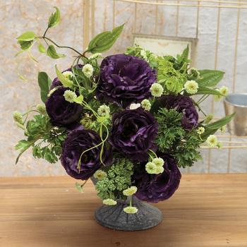 Rosanne Black Pearl Hybrid Lisianthus