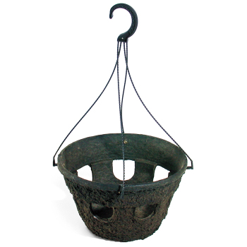 Western Pulp Cascade Fiber Hanging Basket