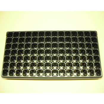 Seed Starting Square Plug Flat 98 Count