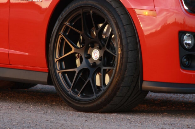 The HRE Customer Experience: P40SC forged wheels On A Very ...
