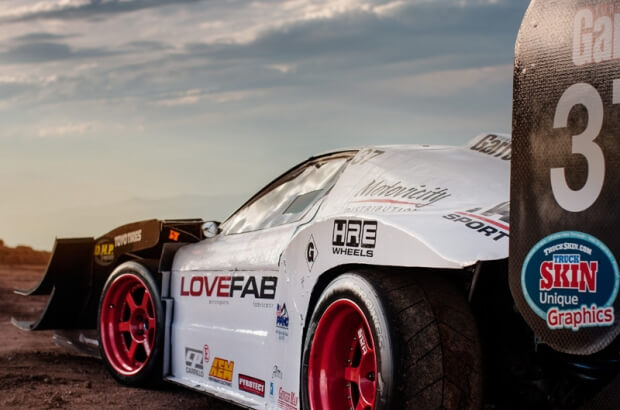 FORM FOLLOWS FUNCTION, THE LOVEFAB NSX | HRE Performance Wheels