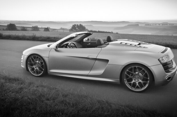 The Perfect Audi R8 Spyder | HRE Performance Wheels