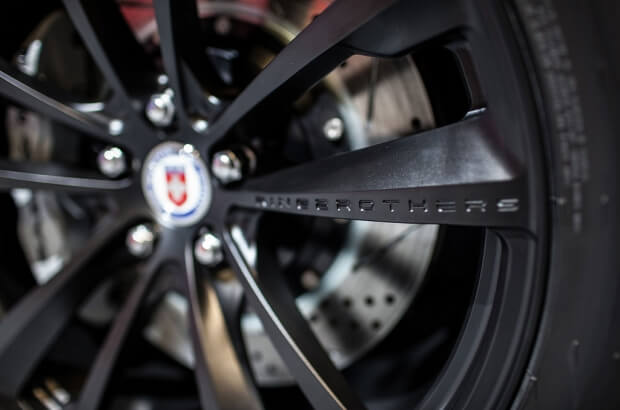Hre Unveils Ringbrothers Edition Forged Wheels For Classic Modern