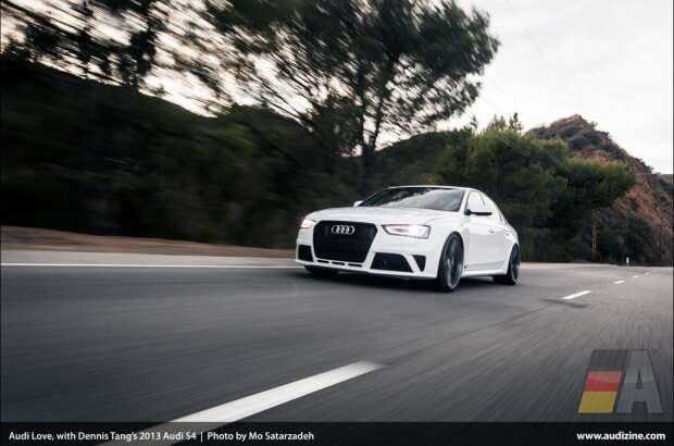 Audi Love with Dennis T 's RS 4 Conversion | HRE Performance