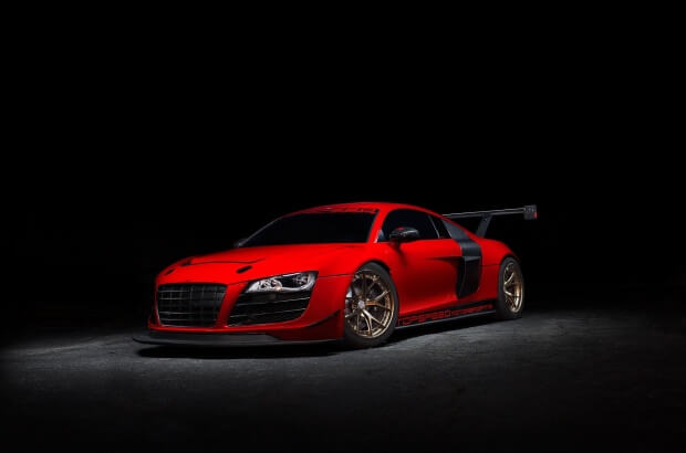 Super Street Magazine And The Topspeed Motorsports Audi R HRE - Audi r8 top speed