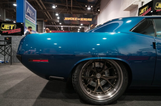 Hre Wheels At Sema 2016 Hre Performance Wheels