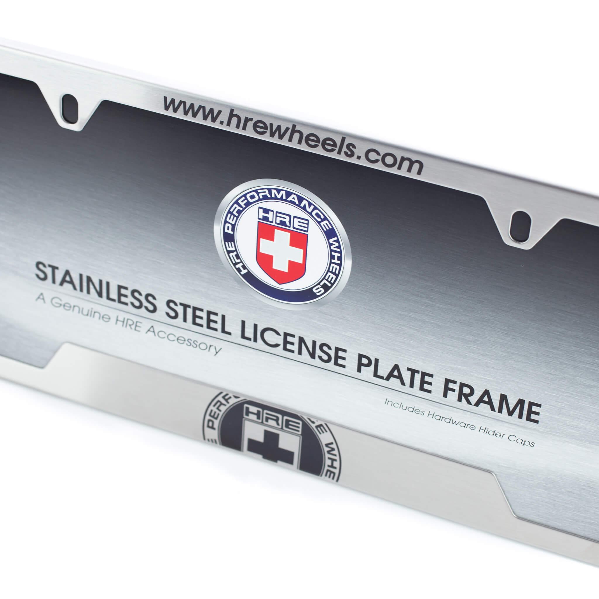 License Plate Frame /& Valve Stem Caps Made in USA GMC DENALI Accessories