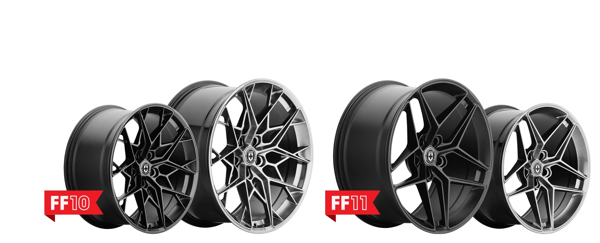 The World's Best Custom Forged Wheels for Motorsport, Performance