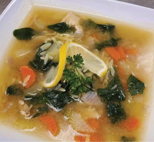 Hubs Vine Soup