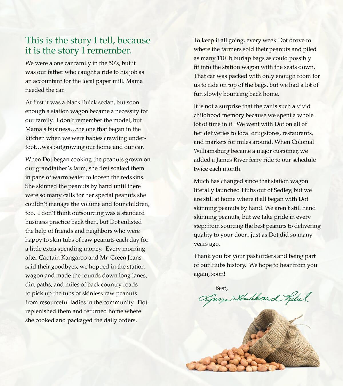 2018 Catalog Press Letter