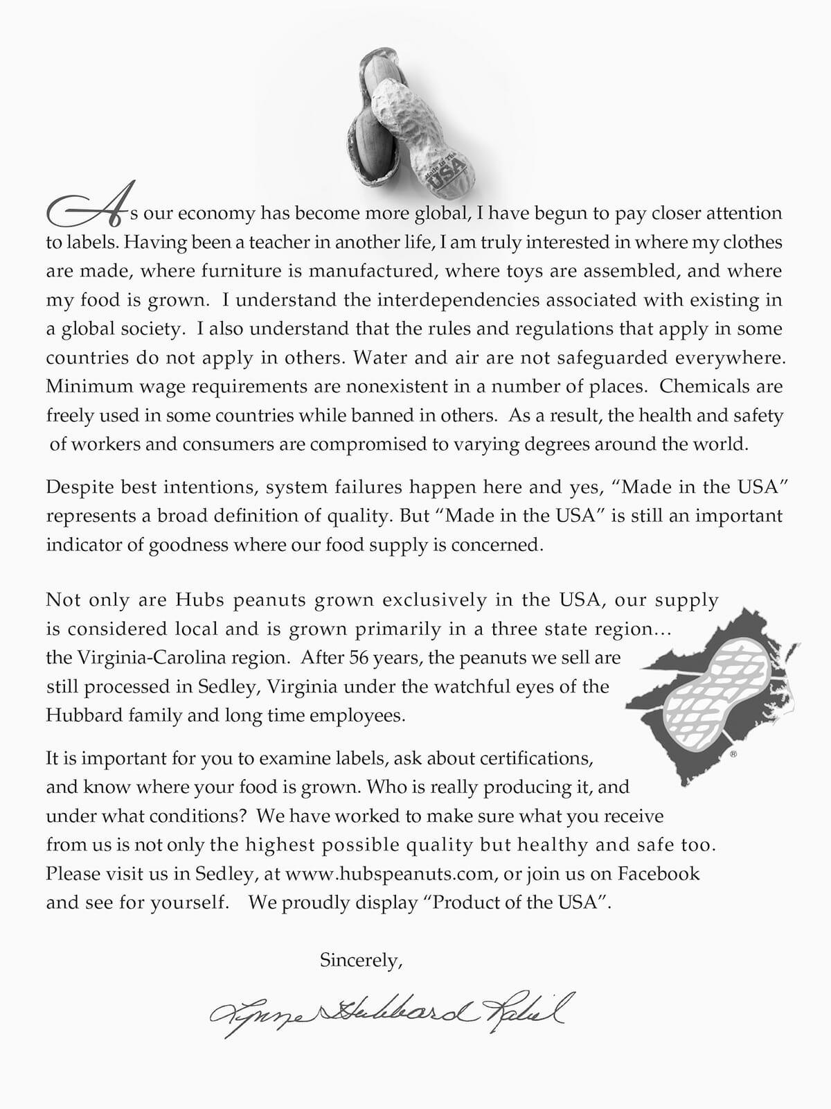 2010 Catalog Press Letter