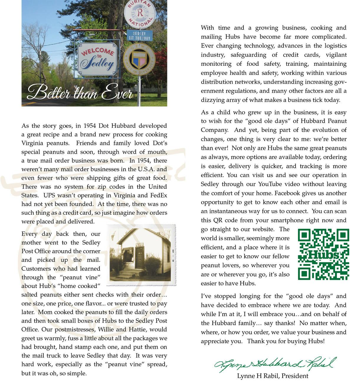 2012 Catalog Press Letter