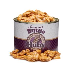 Hubs Peanut Brittle