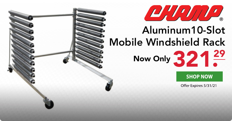15% Off 10  Slot Champ Windshield Holder!