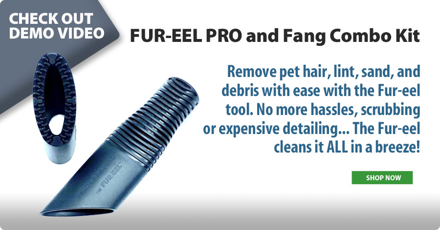Fur-eel PRO and Fang Combo Kit