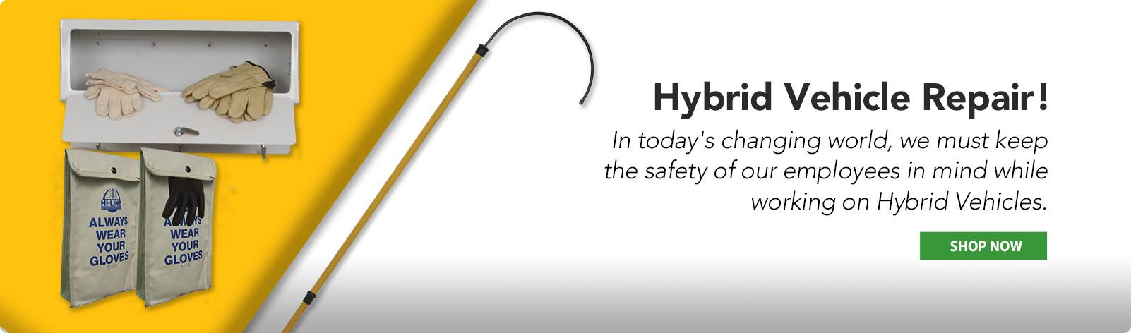Hybrid Vehicle Repair