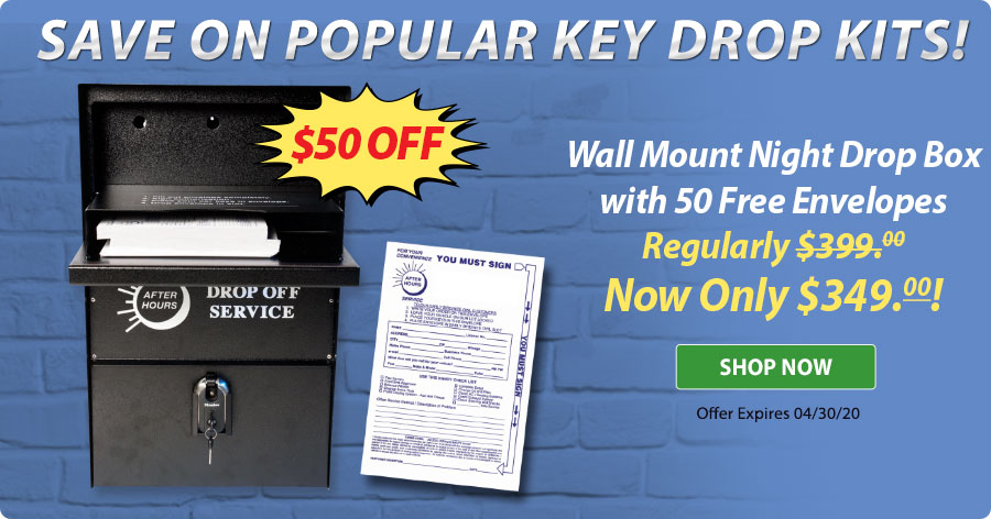 Save All Month on Key Drop Kits!!