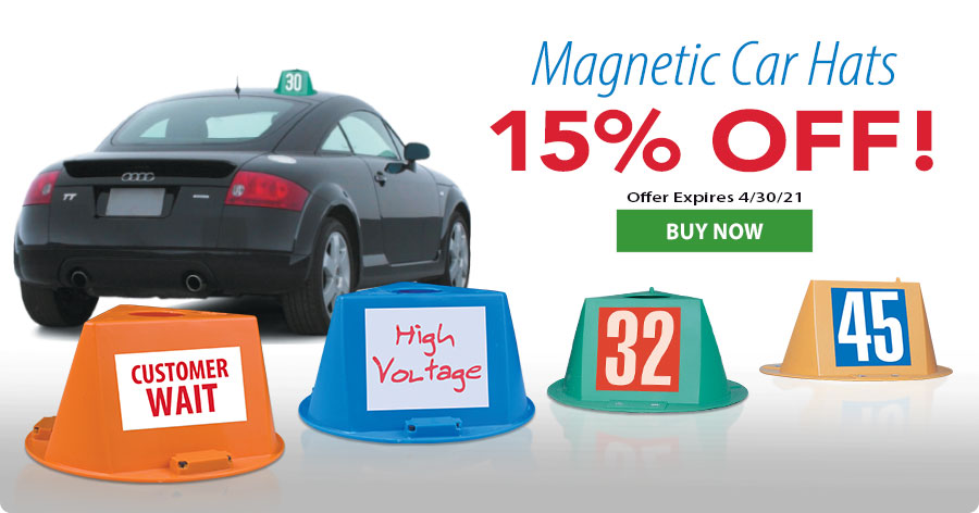 Magnetic Vehicle Car Hats