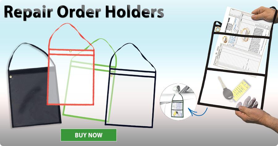 Repair Order Holders