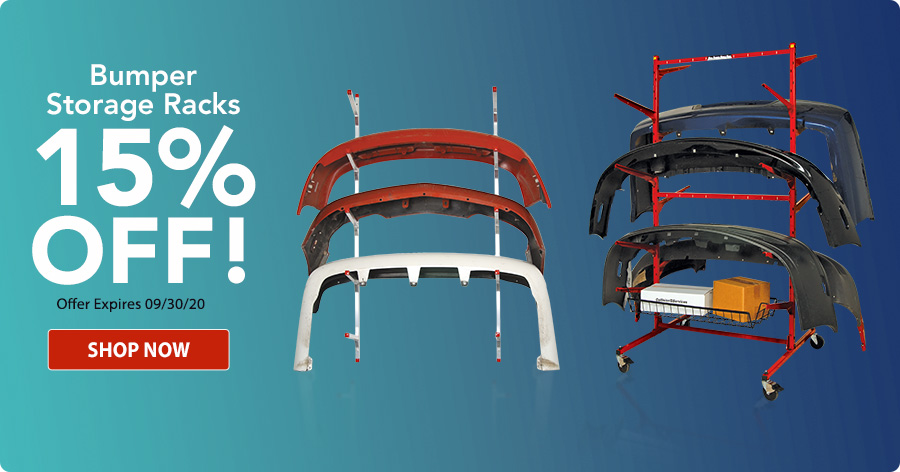 15% Off All Parts Storage!