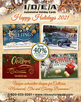 Auto Repair Holiday Card E-Catalog
