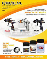 Auto Repair Customer E-Catalog