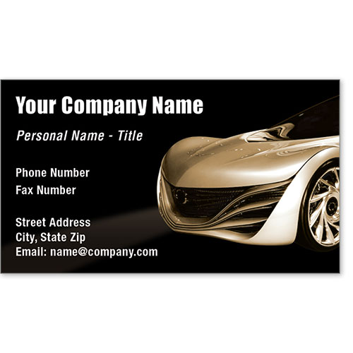 Designer Business Card -Unsurpassed