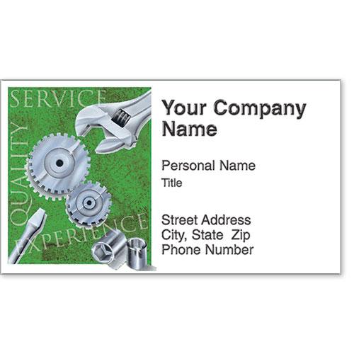 Premier Automotive Business Cards - Fine Tune