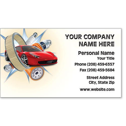 Premier Business Card - Modern Repair