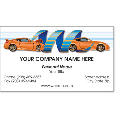 Premier Business Card - Transformation