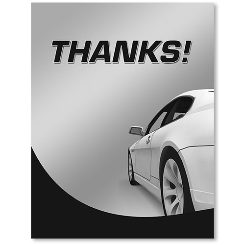 Large Vertical Paper Floor Mats For Cars Thanks