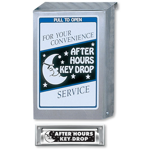 Key Drop Kit Dlx Mechanical Car Key Drop Box Auto